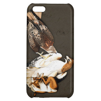 Hawks Hunt Vintage Cover For iPhone 5C