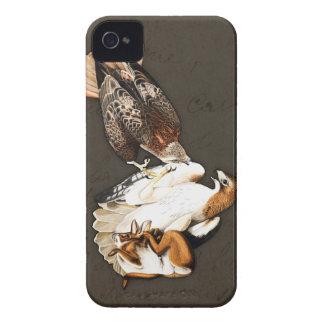 Hawks Hunt Vintage iPhone 4 Case-Mate Case