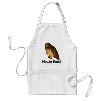 Hawks Rock! Standard Apron