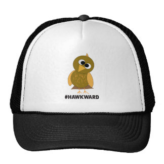 hawkward cap