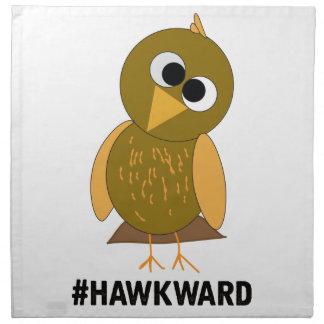 hawkward napkin
