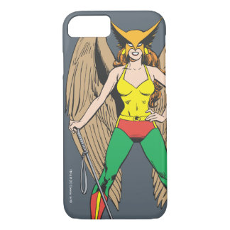 Hawkwoman iPhone 7 Case