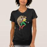 Hawkwoman Profile T Shirts