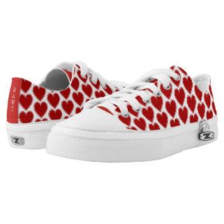HAWT shoes (heart)