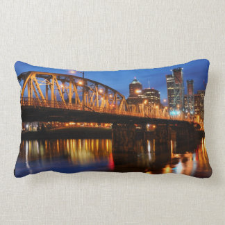 Hawthorne Bridge Lumbar Cushion