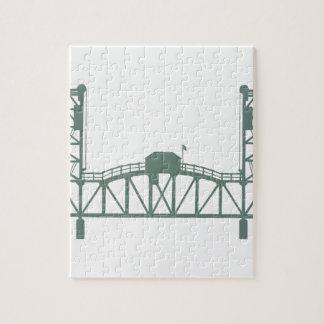 Hawthorne Bridge Puzzles
