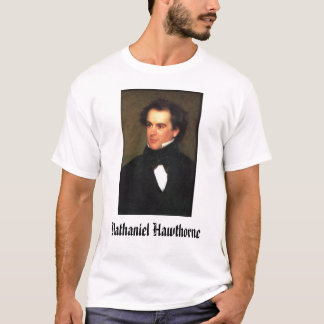 hawthorne, Nathaniel Hawthorne T-Shirt