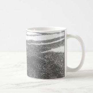 hay and pitchfork mug