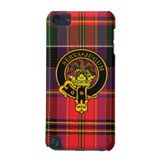 Hay Scottish Crest and Tartan iPod Touch5 iPod Touch (5th Generation) Covers