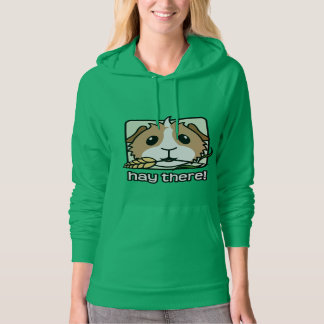 Hay There! (Guinea Pig) Hoodie