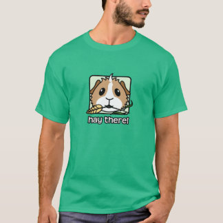 Hay There! (Guinea Pig) T-Shirt