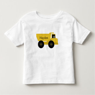 Hayden Personalized Truck Shirt
