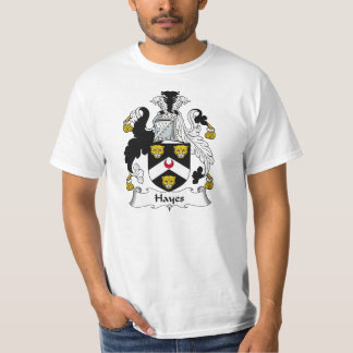 Hayes Family Crest T-Shirt