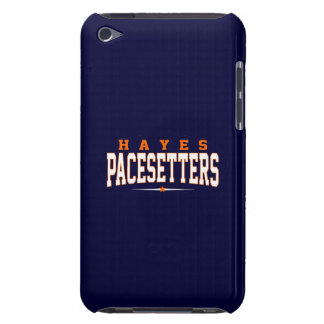 Hayes High School; Pacesetters Barely There iPod Cases