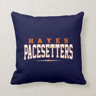 Hayes High School; Pacesetters Cushion