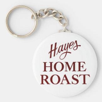 Hayes Home Roast Keychain