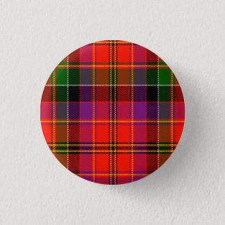 Hayfield Scottish Tartan 3 Cm Round Badge