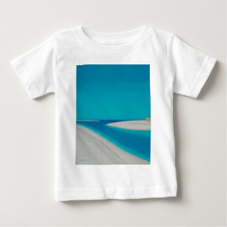 Hayle esturary. baby T-Shirt