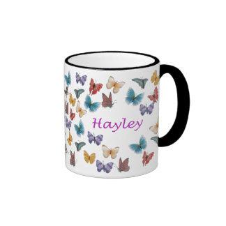 Hayley Coffee Mugs