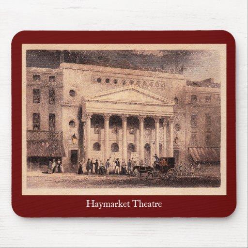 Haymarket Theatre Mousepad