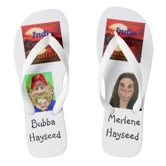 Hayseed Flip-Flops Thongs