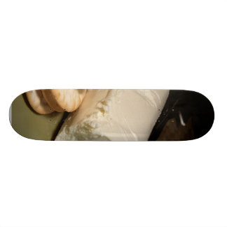 Haystack Mountain Smoked Chcvre Skate Boards