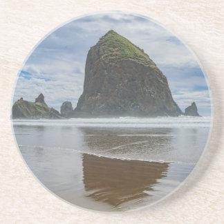 Haystack Rock, Cannon Beach, Oregon Coaster