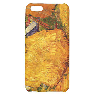 Haystacks in Provence by Van Gogh iPhone 5C Cover