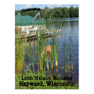 Hayward, Wisconsin Postcard