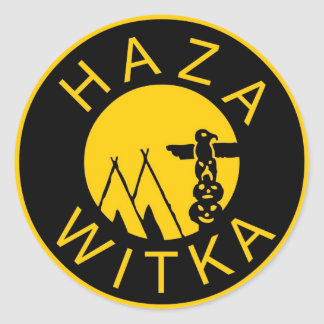 Haza Witka sticker