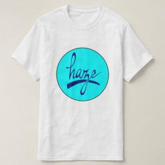 Haze Blue Logobox Tee-shirt Big Size T-Shirt