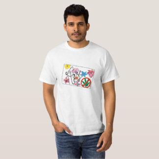 Haze Flower Tee-shirt T-Shirt