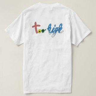 Haze Too High Logo Tee-shirt T-Shirt