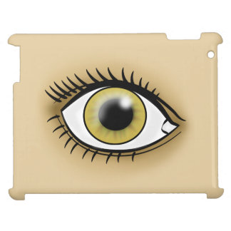 Hazel Eye icon iPad Case