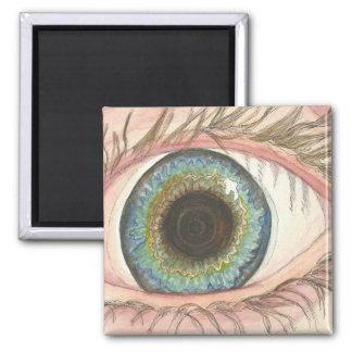 Hazel Eye Magnet