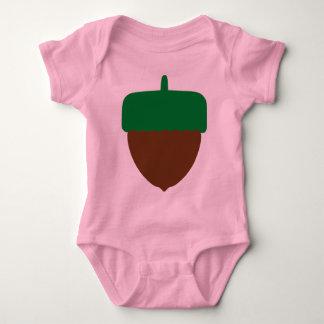 Hazelnut Baby Bodysuit