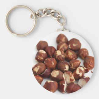 Hazelnuts Key Ring
