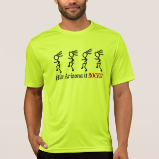Hazopelli II - Hike Arizona it ROCKS! T-Shirt