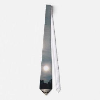 Hazy City Sun Tie