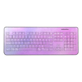 Hazy Skies Wireless Keyboard