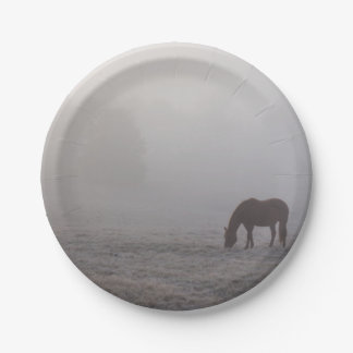 Hazzy Grazing 7 Inch Paper Plate