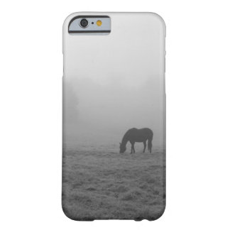 Hazzy Grazing Grayscale Barely There iPhone 6 Case