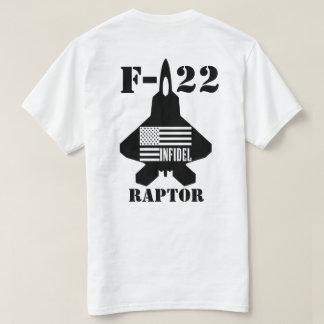 HB F-22 Infidel T-Shirt