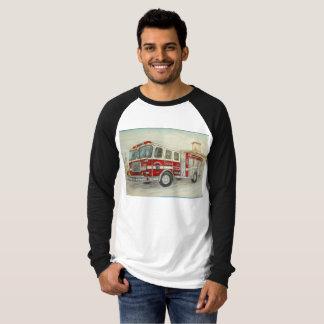 HB Fire Truck T-Shirt