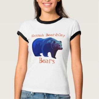 HBMS bear Ringer T T-Shirt