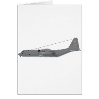 HC-130P Hercules SAR Card