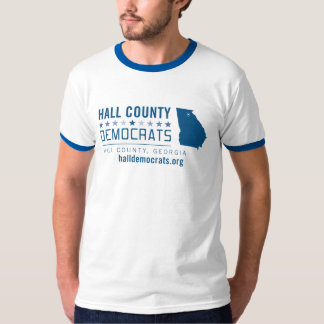 HCD: Hall County Democrats T-Shirt
