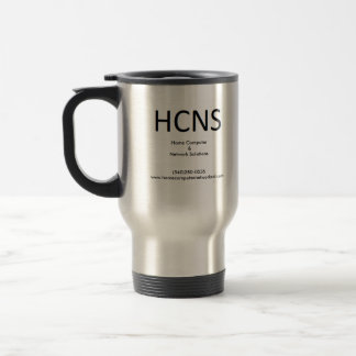 HCNS Coffee Travel Mug