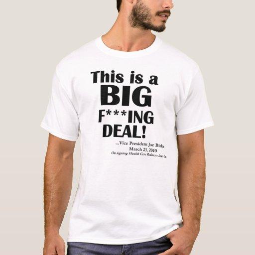 HCR - Big F***ing Deal! T-Shirt