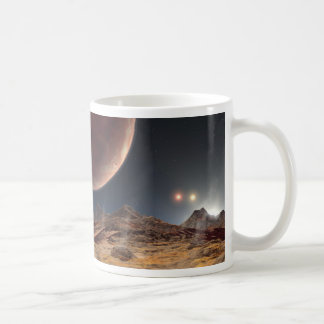 HD188753 Three suns NASA Coffee Mug